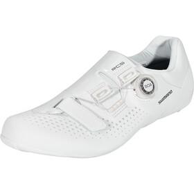 Shimano SH-RC5 Bike Shoes Wide Men, wit